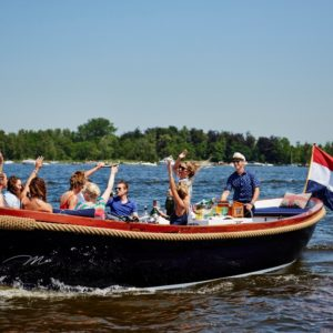 Varen in Amsterdam of Loosdrecht
